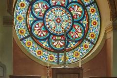 Glasfenster im Kapitelsaal